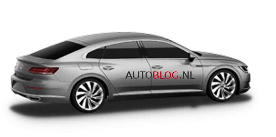nuevo Volkswagen CC 1