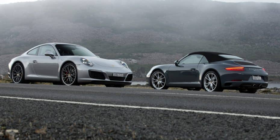 Ventas enero-julio 2016, Suiza: El Porsche 911 vende más que el Nissan Juke