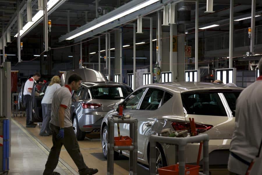 La planta de SEAT en Martorell, líder en producción nacional: PSA Vigo queda segunda