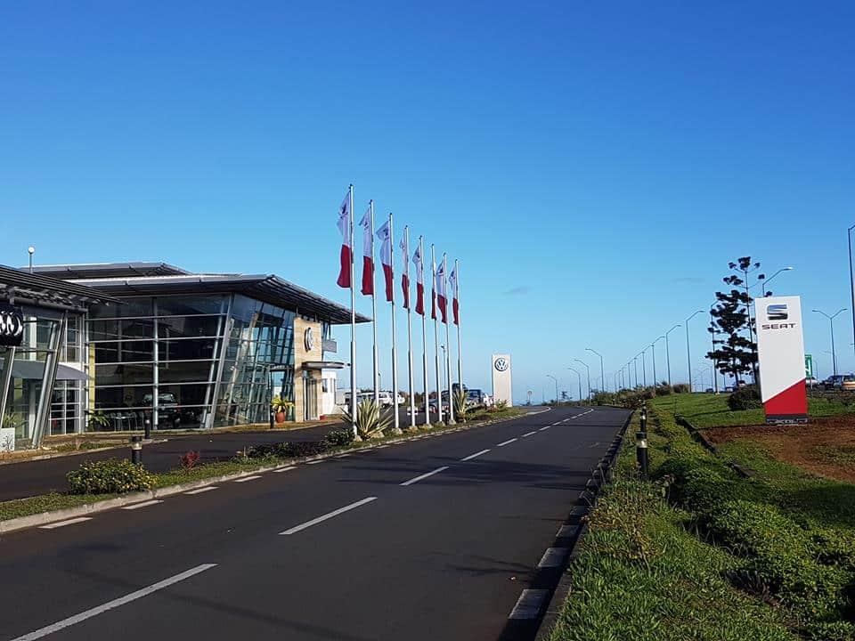 SEAT aterriza en Isla Mauricio: La firma española sigue aumentando su presencia mundial