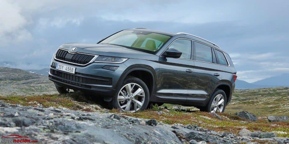 Dossier, los 75 modelos más vendidos en la República Checa durante abril: El Kodiaq ya es sexto