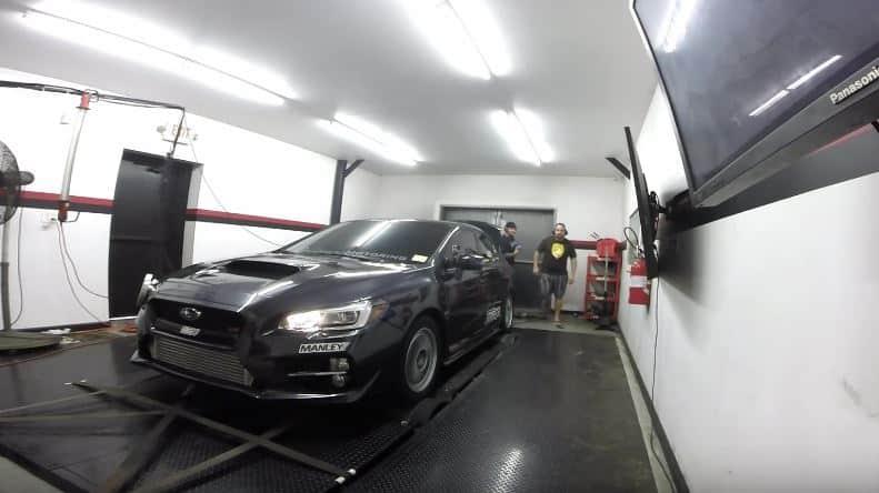 ¿Un Subaru WRX STI con tanta potencia como un Bugatti Veyron?: Sí, 1.200 CV para el nipón…