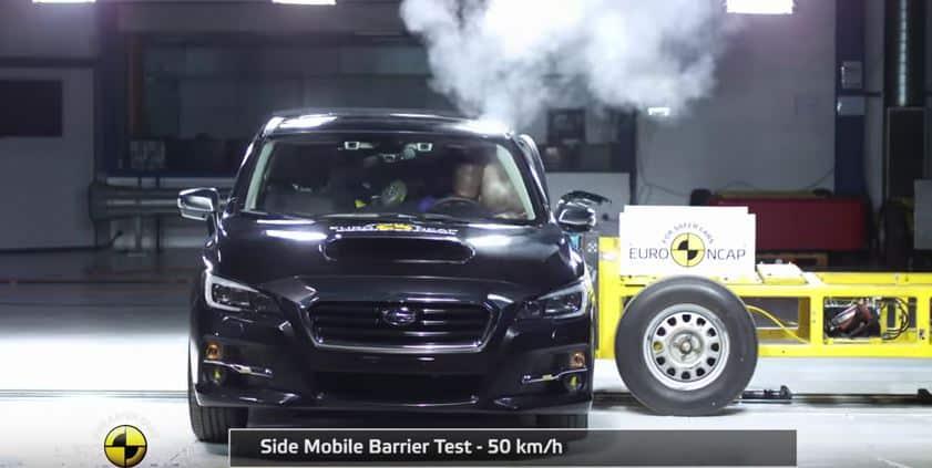 Euro NCAP: El Subaru Levorg se sale y Toyota demuestra que las pickup pueden ser seguras