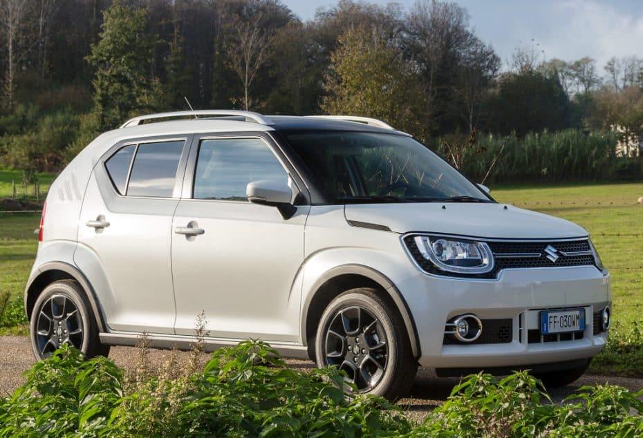 Novedades 2017: Suzuki