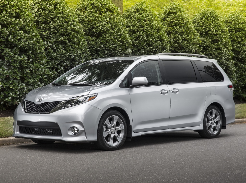modelo toyota sienna 2016 autos post. Black Bedroom Furniture Sets. Home Design Ideas