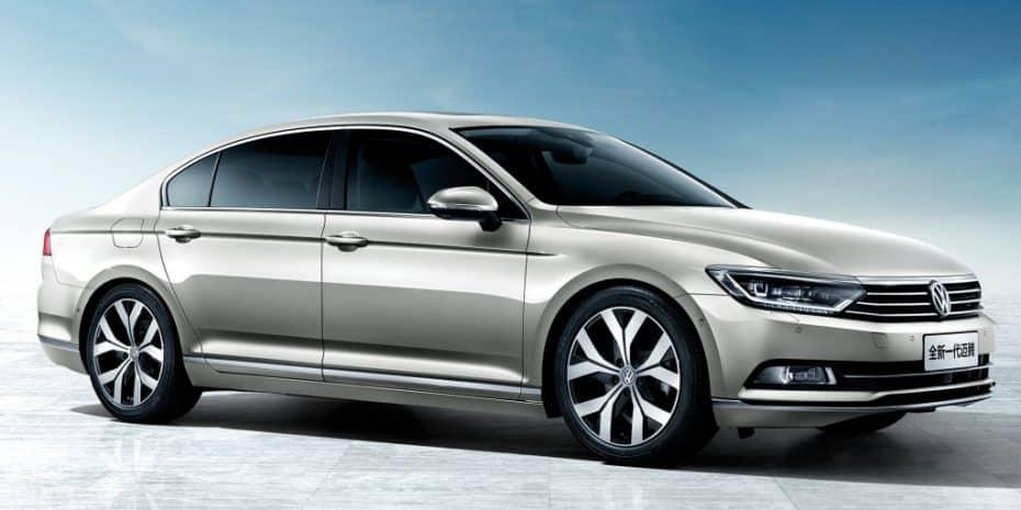 Así es el nuevo FAW-Volkswagen Magotan