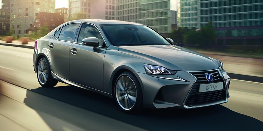 Así es la actualización del Lexus IS: Personal y diferente