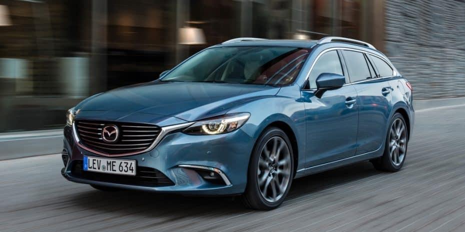 Todos los precios del renovado Mazda6 para España: Mejor relación valor-coste