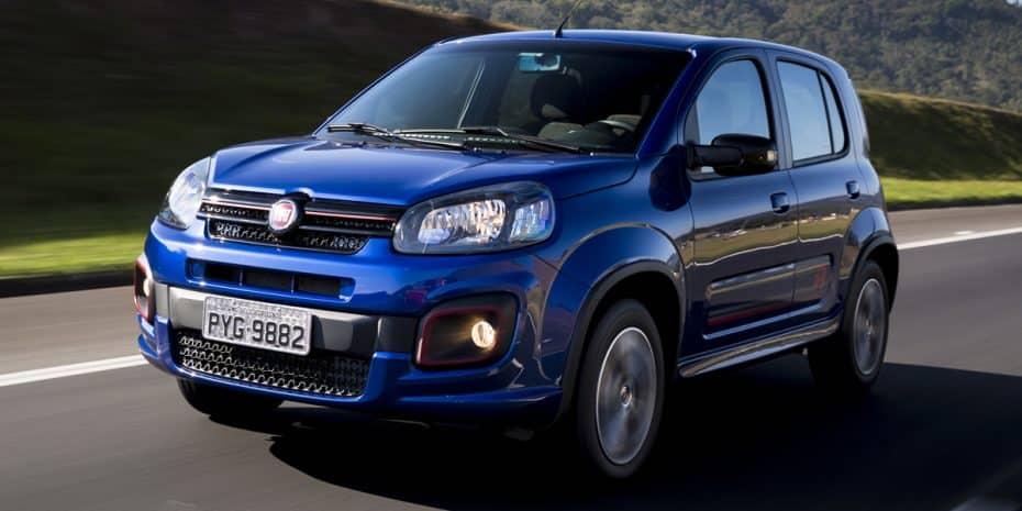 Así es el lavado de cara del Fiat Uno para Brasil: Con nuevos motores y más diseño