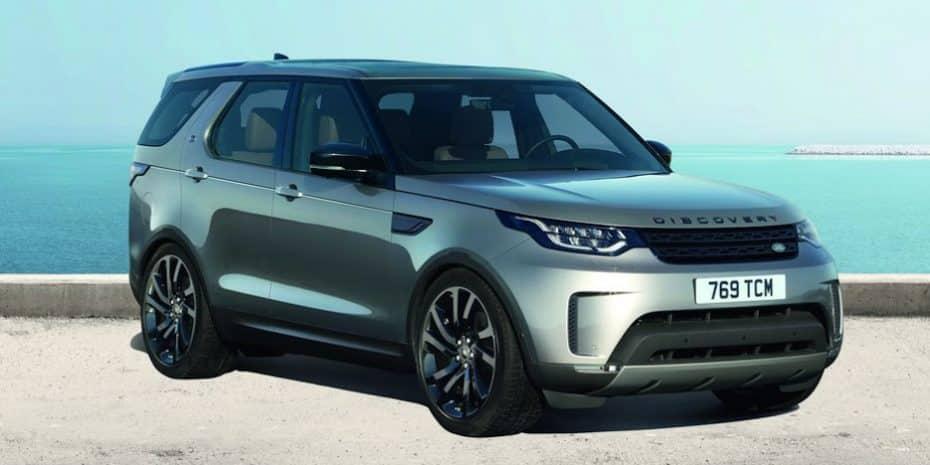 Aquí está el nuevo Land Rover Discovery: Un 4×4 de verdad