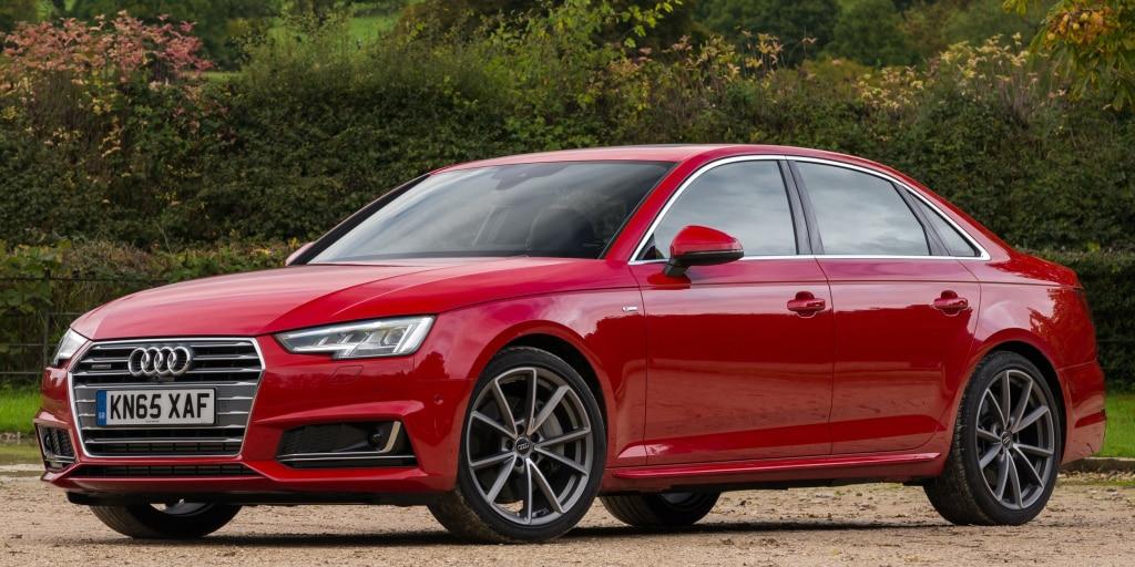 Ventas agosto 2016, Reino Unido: Audi arrasa superando incluso a Volkswagen