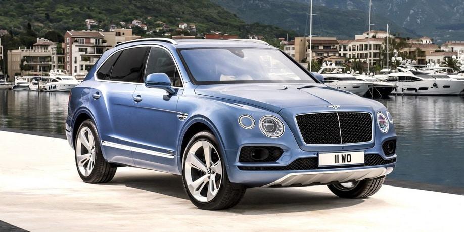 Sin miedo al diésel: Nuevo Bentley Bentayga V8 TDI