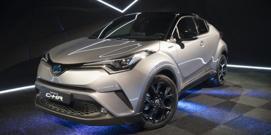 Arranca la venta en España del Toyota C-HR «Launch Edition»: Caro pero equipado
