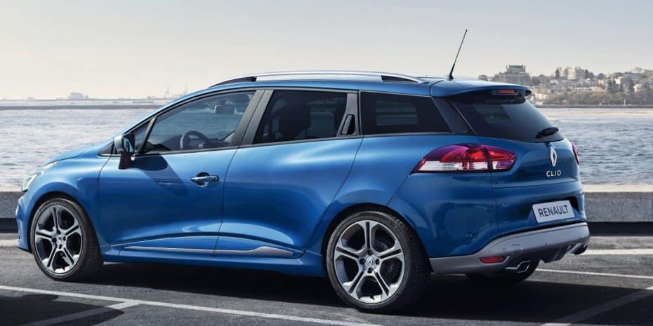 """El Renault Clio Sport Tourer no se queda sin los motores """"molones"""": 120 CV gasolina"""