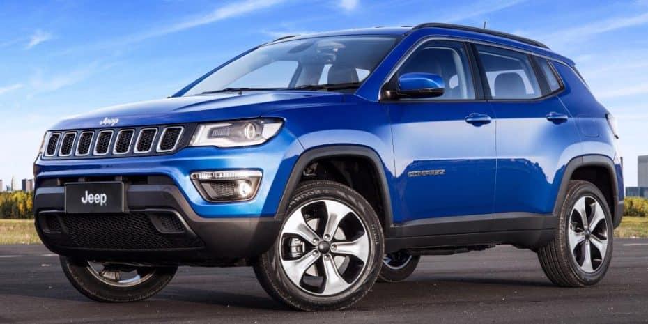 Ya es oficial: Nuevo Jeep Compass, el SUV compacto que llegará en 2017