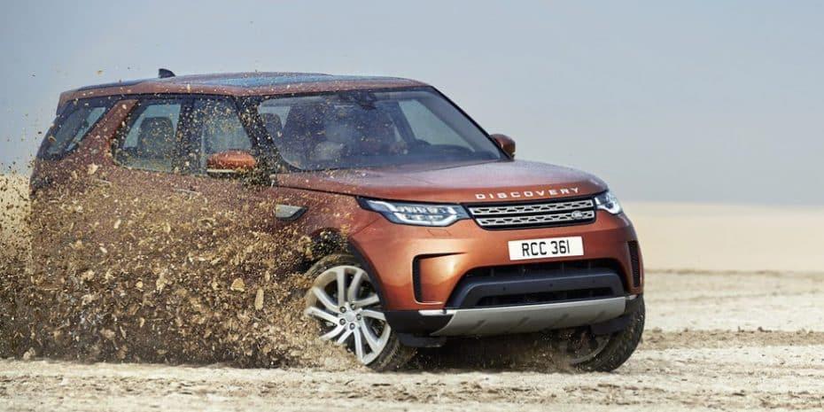 El nuevo Land Rover Discovery será algo caro en España: Desde 54.000 € y sin climatizador