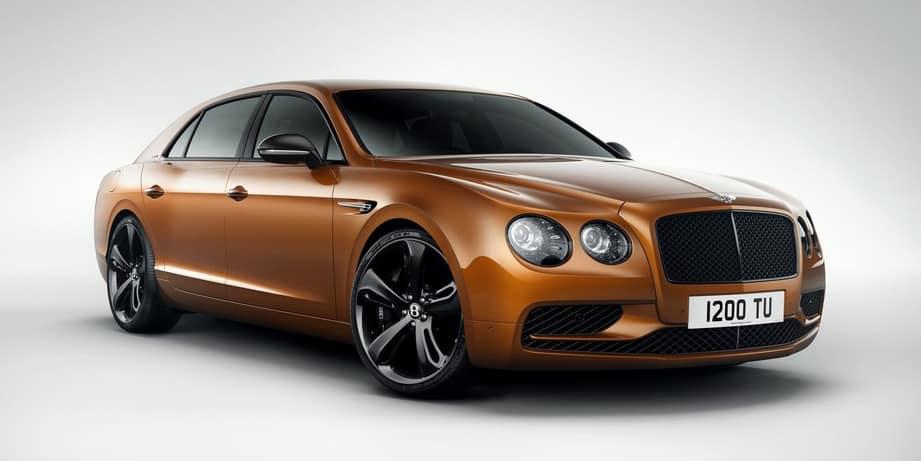 Esta es la berlina más rápida de Bentley: Nuevo Flying Spur W12 S
