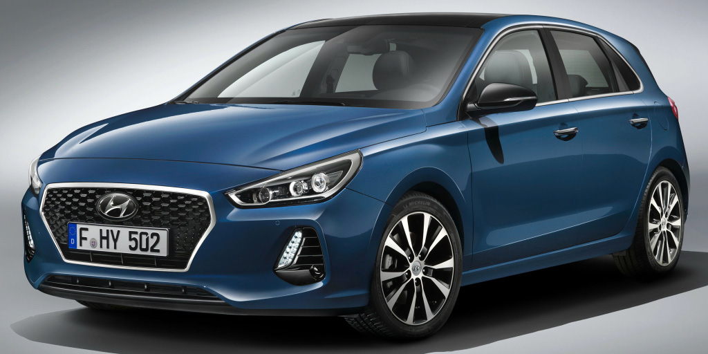 Oficial, este es el nuevo Hyundai i30: Totalmente nuevo, estrena motores y equipamiento