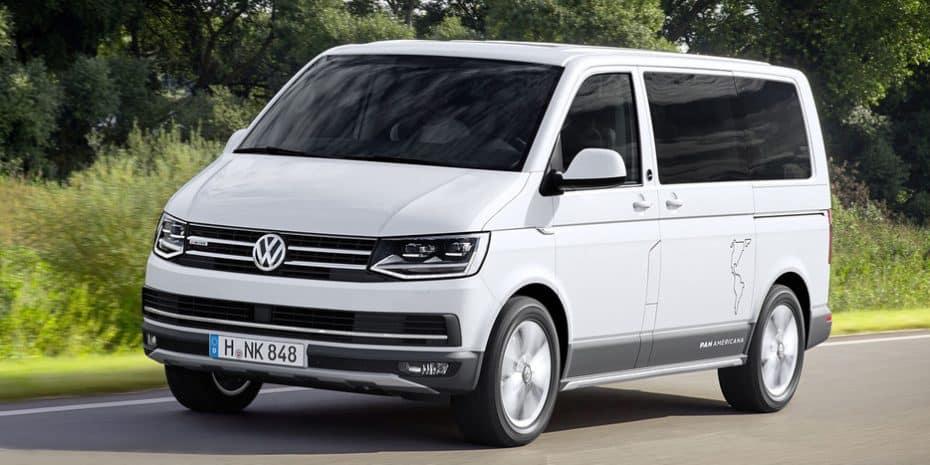 """Volkswagen presentará en París el Multivan """"PanAmericana"""": Enfocado al ocio"""
