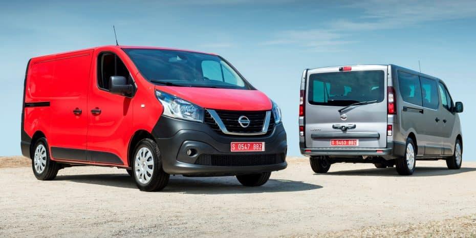 Ya falta menos para el lanzamiento del Nissan NV300: Gemelo del Renault Trafic