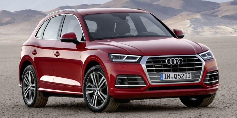 Este es el nuevo Audi Q5: Sí, es totalmente nuevo aunque no lo parezca