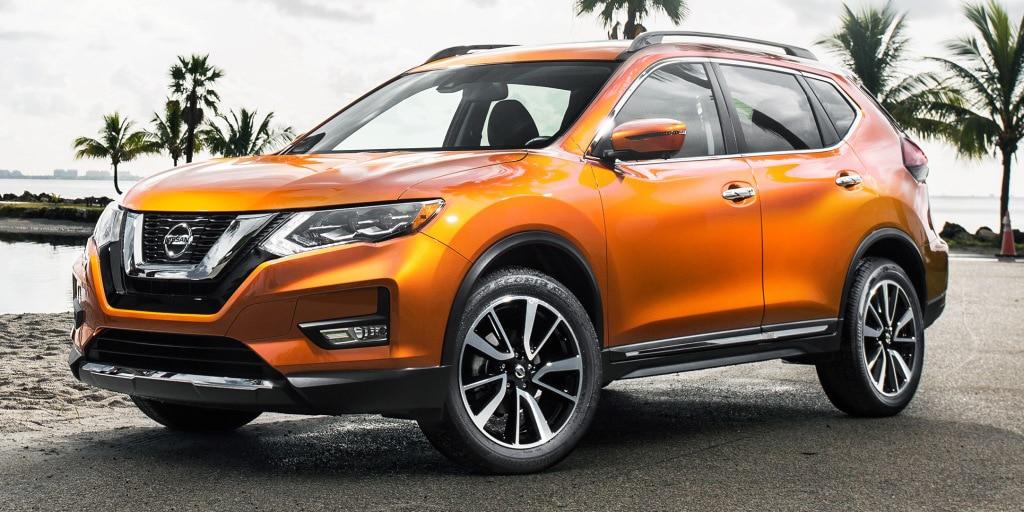 El Nissan Rogue estrena aspecto: ¿Será así también el X-Trail europeo?
