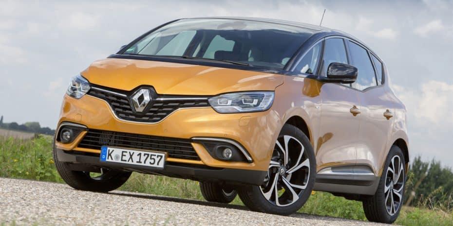 Todos los precios del nuevo Renault Scénic para España: Desde 18.630 €