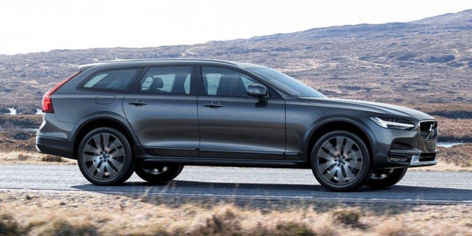 Nuevo Volvo V90 Cross Country: Éxito asegurado