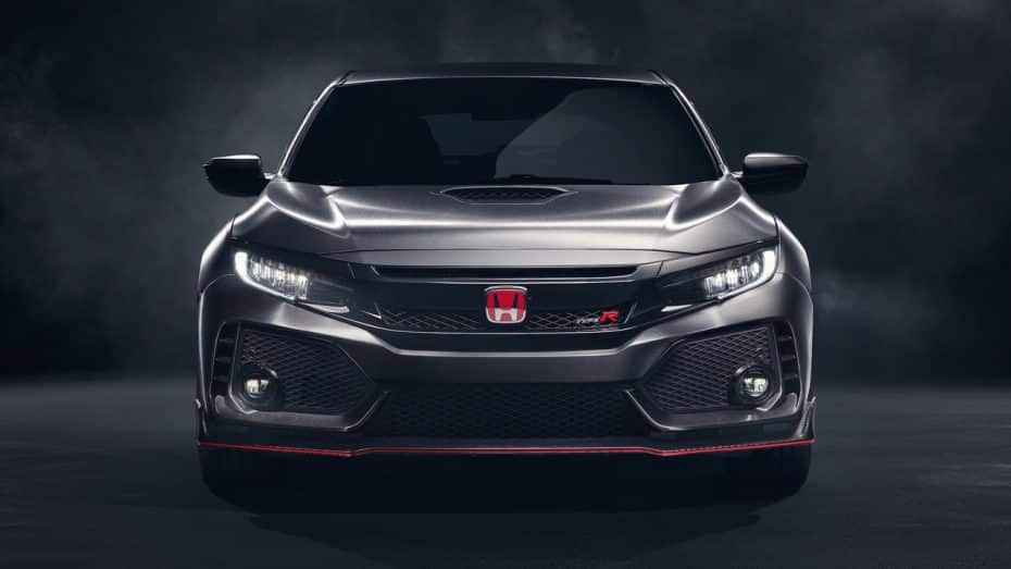A pesar de los rumores solo veremos un Honda Civic Type R manual