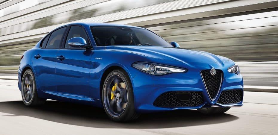 ¡Atención alemanes!, llega el Alfa Romeo Giulia Veloce: Ahora sí que sí…