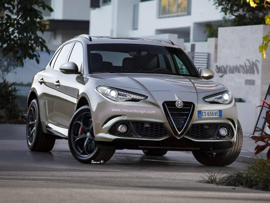 Alfa Romeo Stelvio: El SUV italiano está cerca ¡Y podría ir a por el Cayenne Turbo S en Nürburgring!