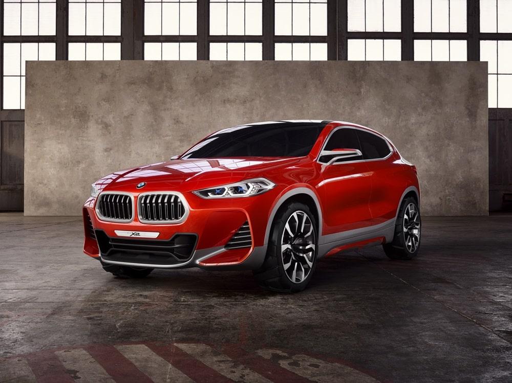 BMW Concept X2: El futuro SUV compacto alemán llegará con un carácter deportivo y muy diferente