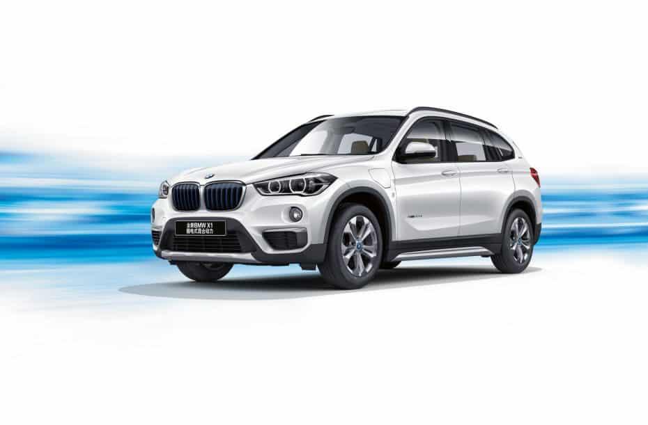BMW X1 xDrive25Le iPerformance: La mecánica híbrida llega al X1, pero de momento solo para China