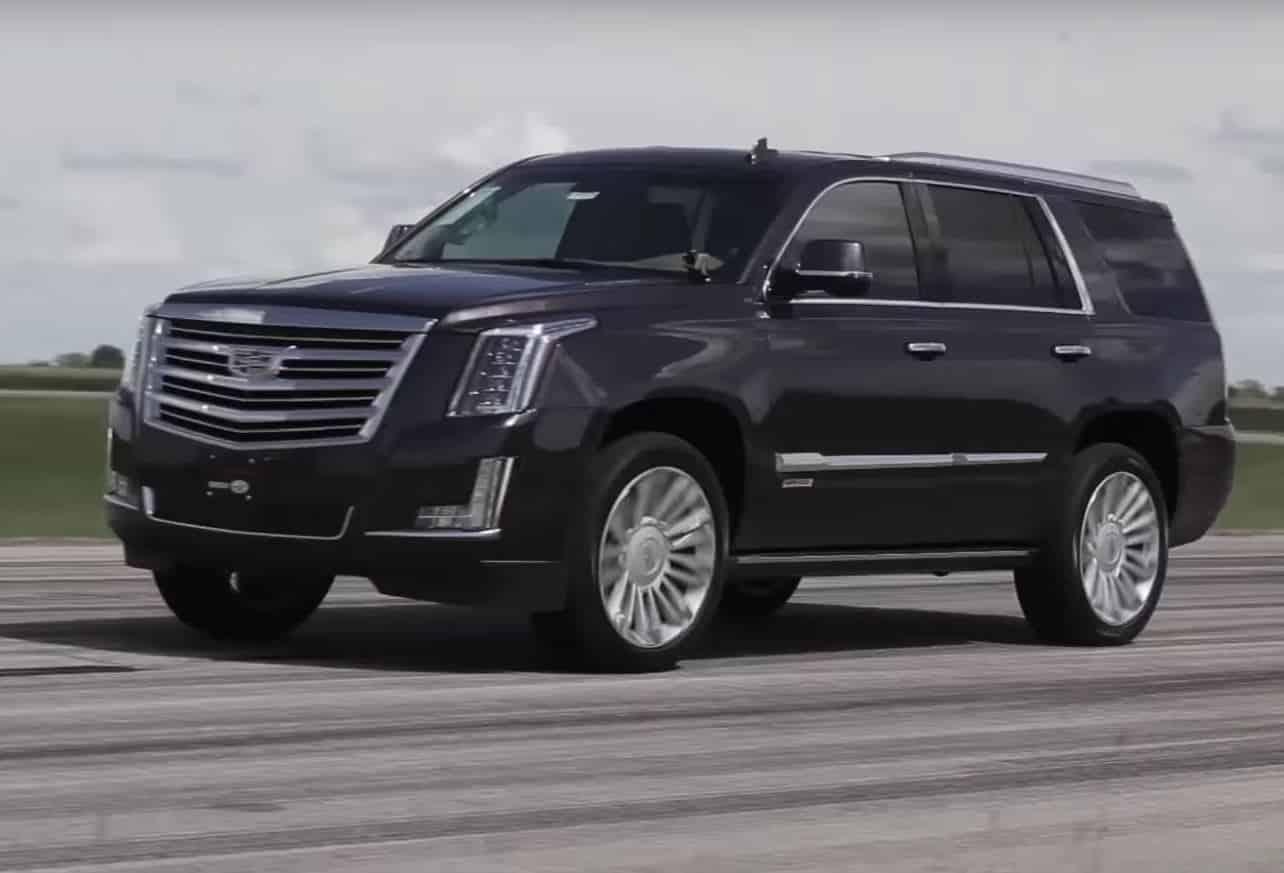 Cadillac Escalade HPE800 Supercharged: ¡Un nuevo rey de más de 800 CV ha llegado a la carretera!