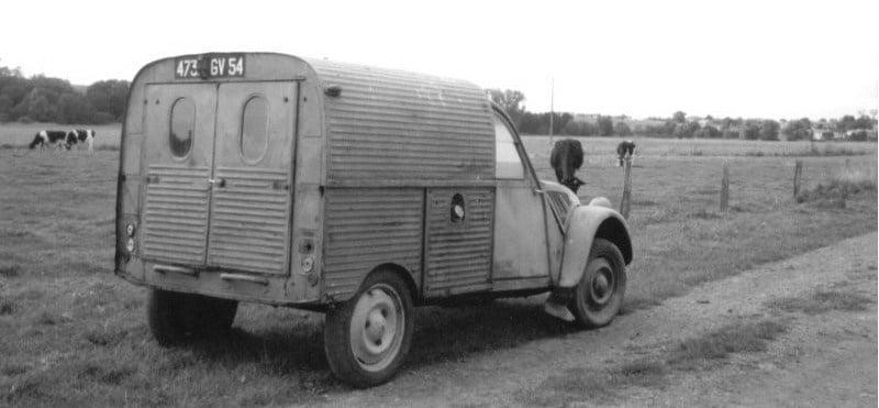 Citroën 2 CV Furgoneta (4)