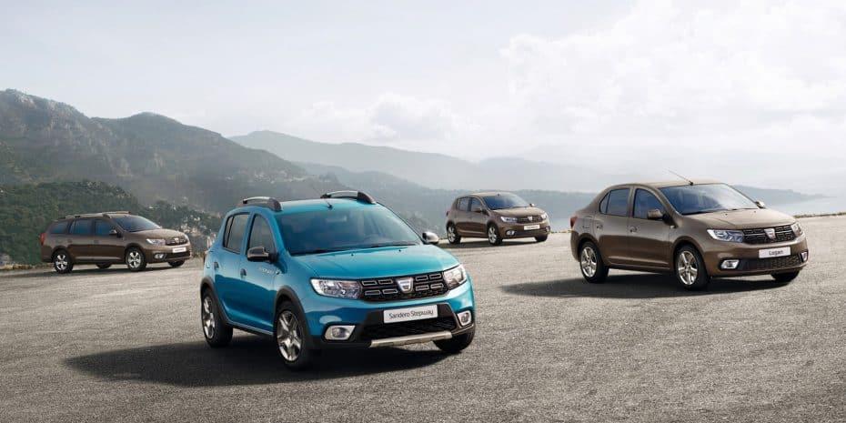 Más estilo para los Dacia Logan y Sandero: Actualización para toda la gama