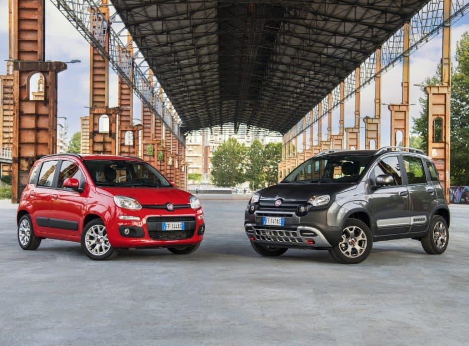 Los Fiat Panda y Panda Cross se ponen al día: Ya disponibles