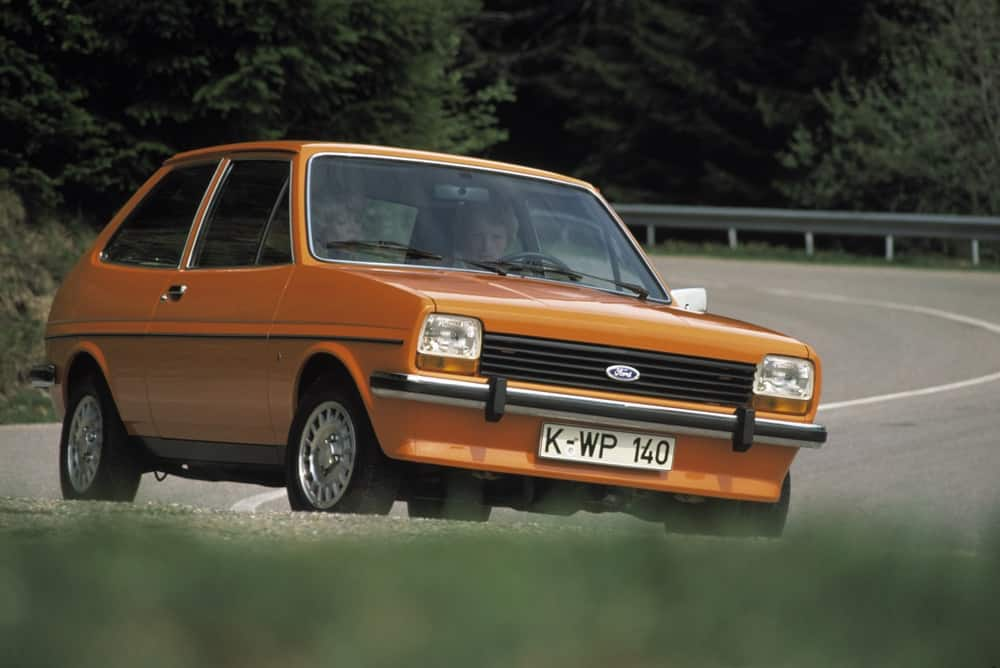 Ford Fiesta Basis, 1976