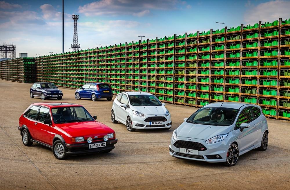 El Ford Fiesta cumple 40 primaveras: Un repaso a la historia del revolucionario y exitoso compacto