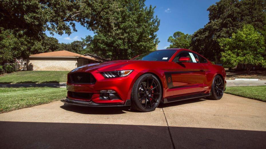 ¿Pagarías 124.000 euros por un Ford Mustang? Quizá te lo plantees tras descubrir lo que esconde…