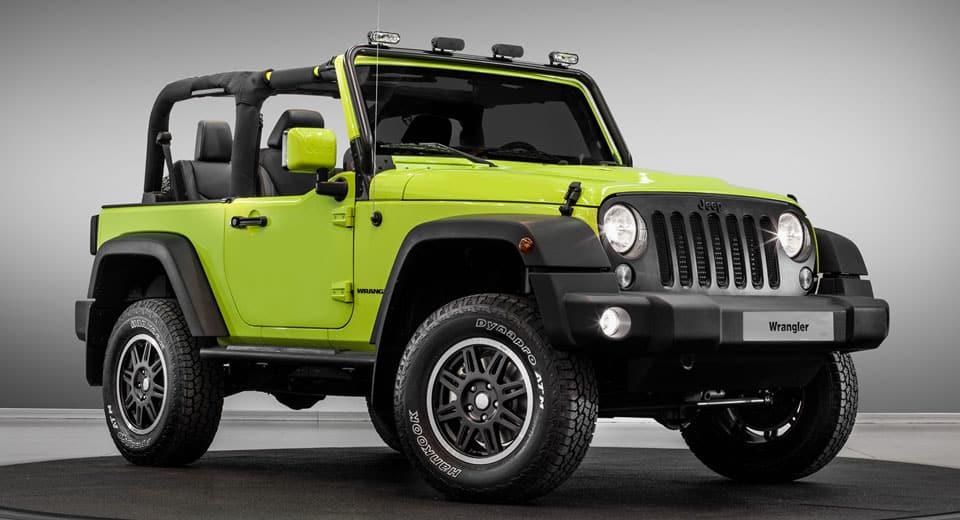 Ahora el Jeep Wrangler y Renegade más salvajes: Jeep y Mopar se han puesto manos a la obra