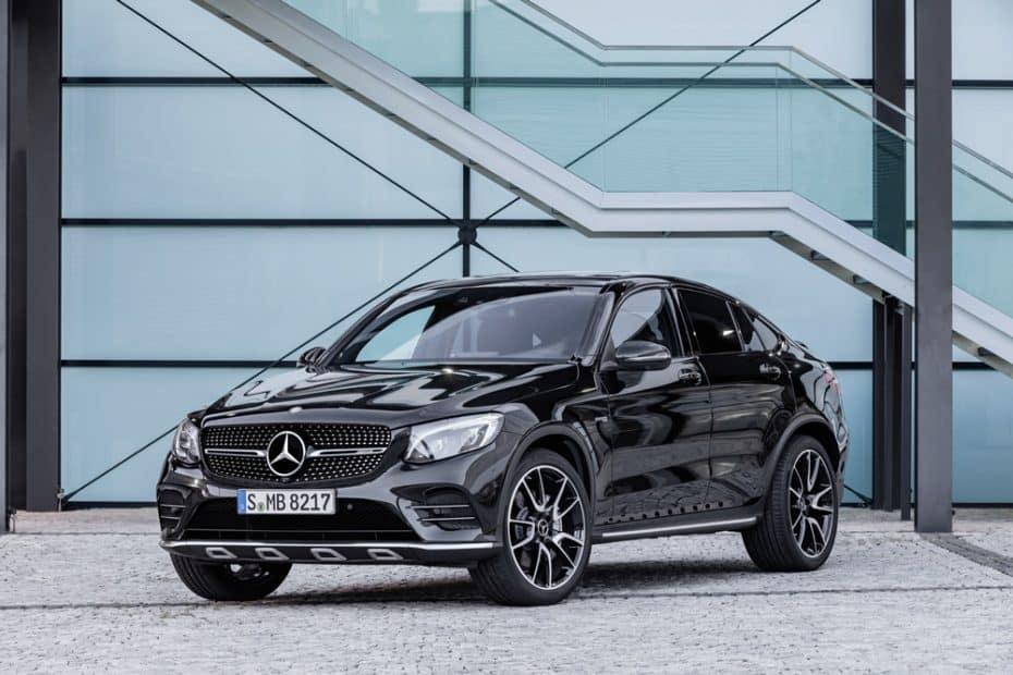 Mercedes-AMG GLC 43 4MATIC Coupé: Dinamismo a raudales con el motor V6 biturbo de 3.0 litros