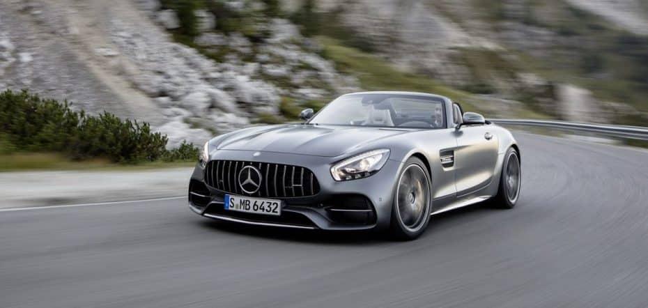 Mercedes-AMG GT Roadster y GT C Roadster: No es salvaje, es lo siguiente…
