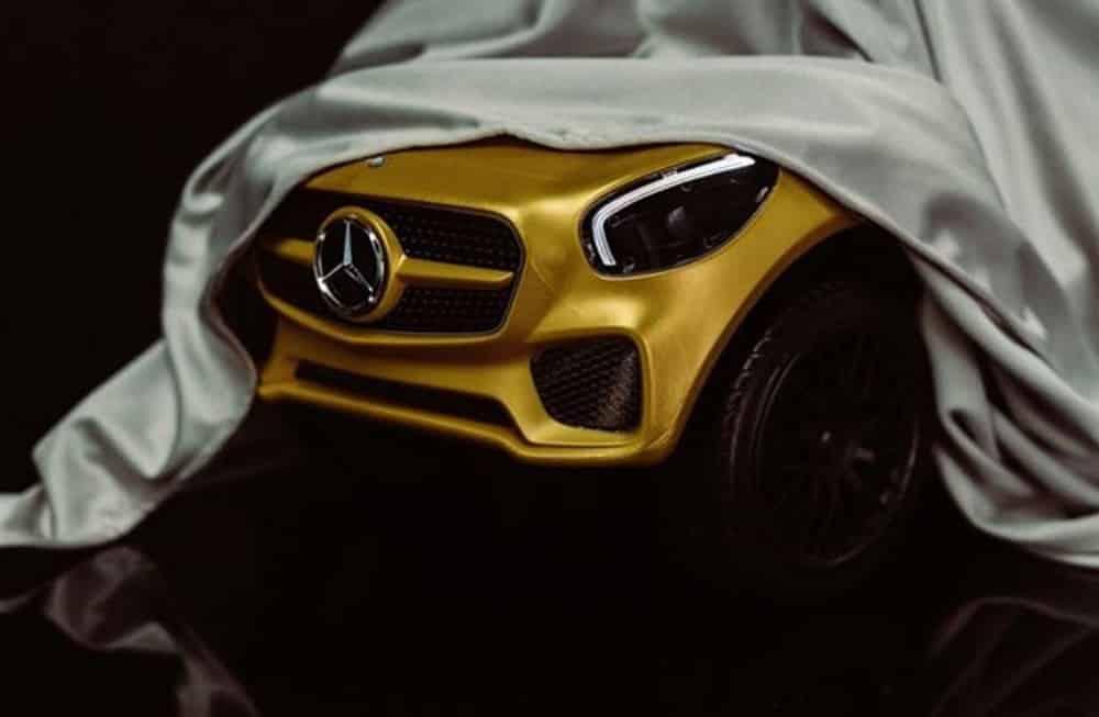 ¿Qué as se guarda en la manga Mercedes-AMG para el Salón de París? ¡Ojo a estas imágenes!