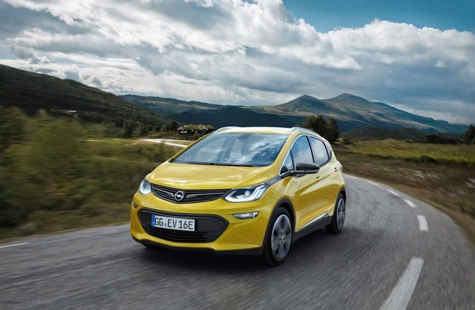 Revolución eléctrica: El Opel Ampera-e llegará con más de 400 km de autonomía y un precio ajustado