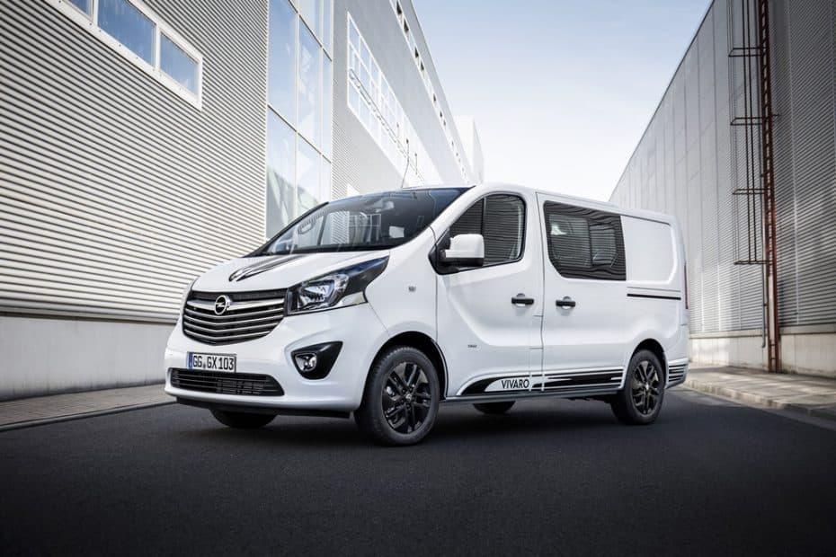 Opel Vivaro Sport: La solución para aquellos que buscan mucho espacio y el confort de un turismo