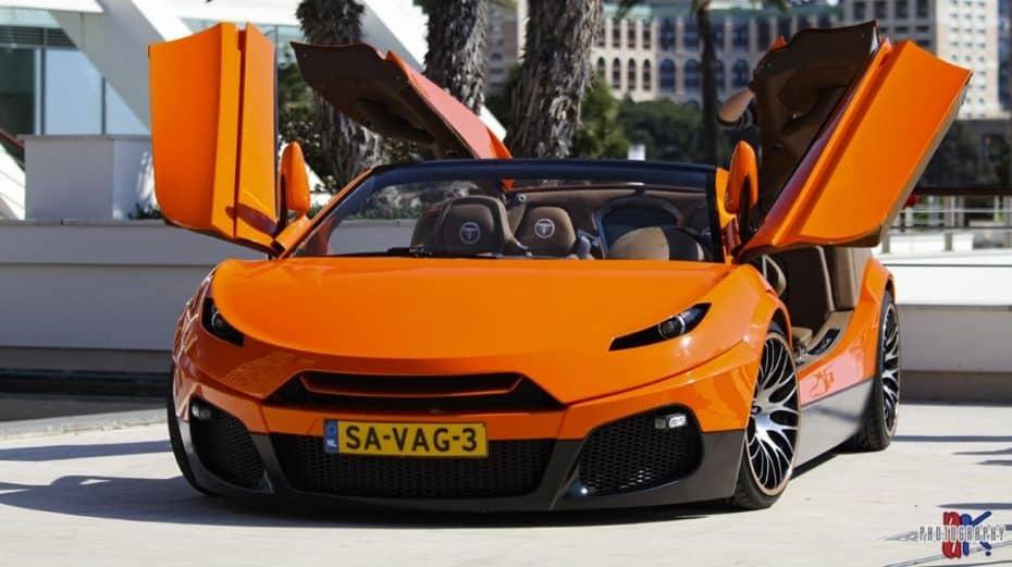 El alucinante Savage Rivale Roadyacht GTS verá la luz en el Salón de París, pero no como pensábamos…