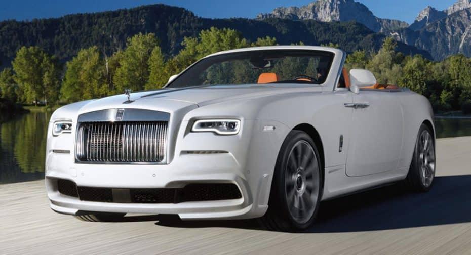 Rolls Royce logró un nuevo récord de ventas: Más de cuatro mil unidades entregadas en 2016