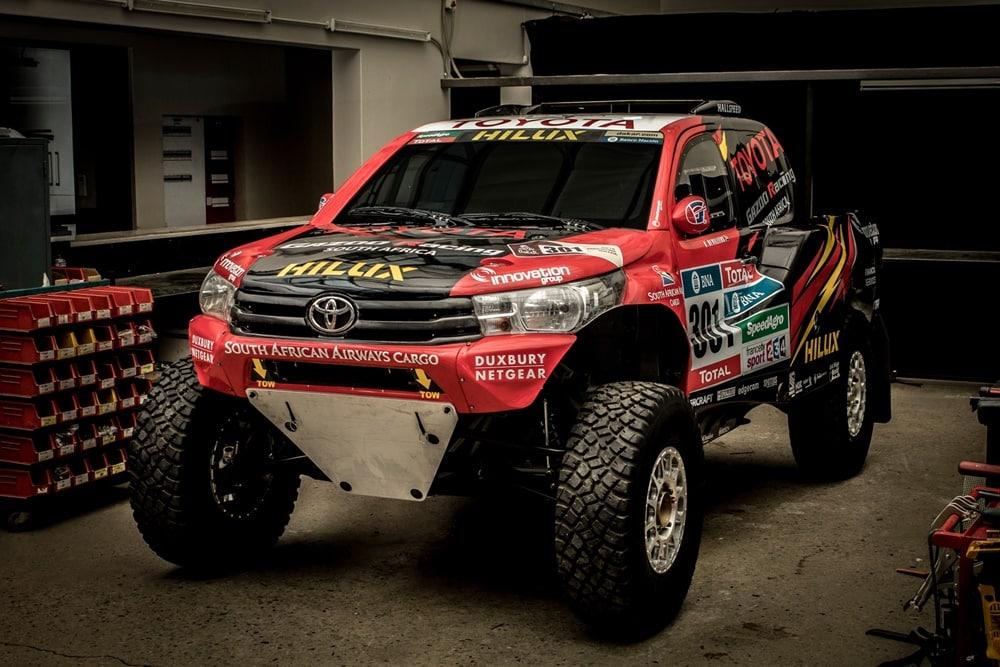 Toyota Hilux Evo (2)