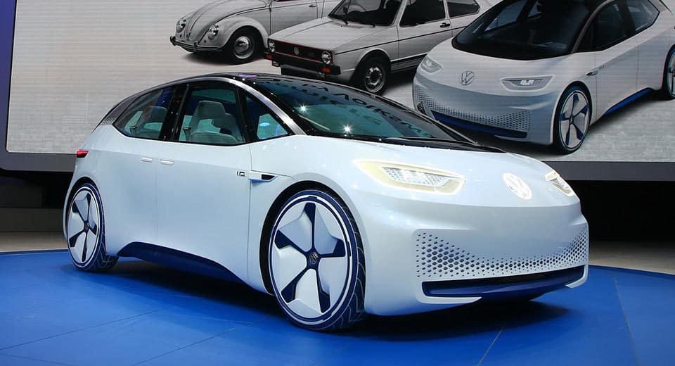 Volkswagen I.D.: 600 kilómetros de autonomía para el utilitario alemán que marcará una nueva era